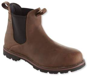 L.L. Bean L.L.Bean Men's East Point Casual Chelsea Boots, Waterproof