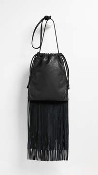 Kara Fringe Cross Body Bag