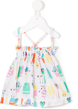 Fendi ice cream print dress