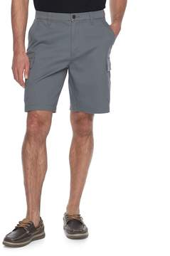 Croft & Barrow Men's True Comfort Classic-Fit Stretch Cargo Shorts