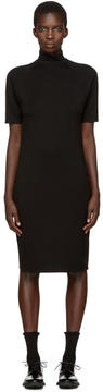 6397 Black Rash Guard Dress