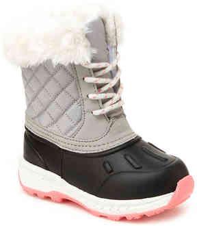Carter's Girls Vermont Toddler Snow Boot