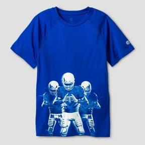 Champion Boys' Graphic Tech T-Shirt Football Players
