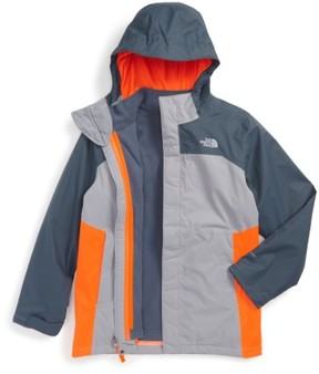 The North Face Boy's Vortex Triclimate 3-In-1 Jacket