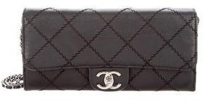 Chanel Ultimate Stitch E/W Wallet On Chain