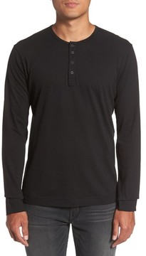 Paige Men's Garrett Long Sleeve Henley