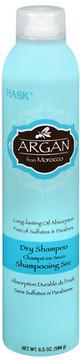Hask Dry Shampoo Argan Oil