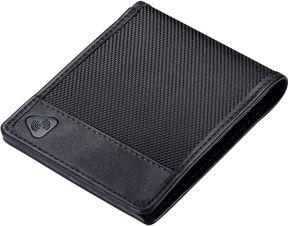 LEWIS N CLARK Lewis N. Clark RFID Ballistic Bi-Fold Wallet