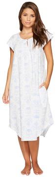 Carole Hochman Jersey Cotton Gown Women's Pajama
