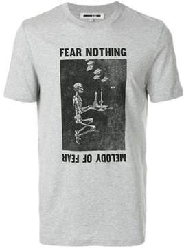 McQ Men's 277605rkt251207 Grey Cotton T-shirt.