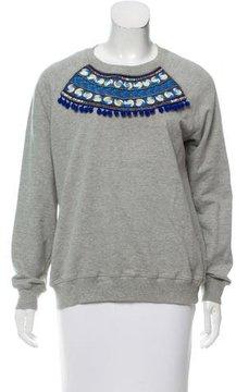 Matthew Williamson Embellished Sweatshirt