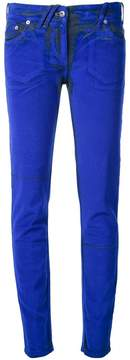 Courreges stretch skinny trousers