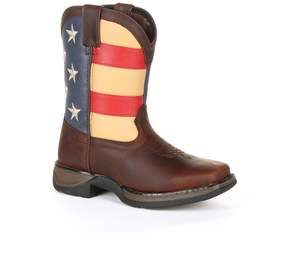 Durango Lil Rebel by American Flag Toddler Western Boots
