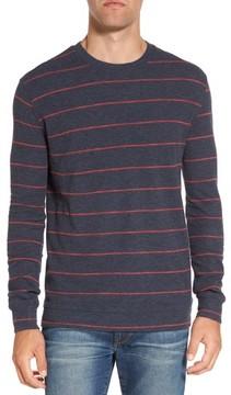 Grayers Men's Baird Stripe Crewneck Sweatshirt