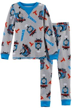 Cuddl Duds Toddler Boy Thomas The Train 2-pc. Thomas Thermal Base Layer Top & Pants Set