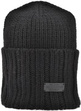 DSQUARED2 Wool Blend Beanie Hat