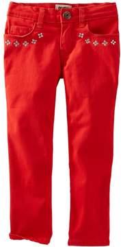 Osh Kosh Toddler Girl Embellished Pants
