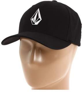 Volcom Full Stone X-Fittm FlexFit Baseball Caps