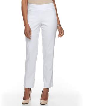 Dana Buchman Women's Slimming Pull-On Pants