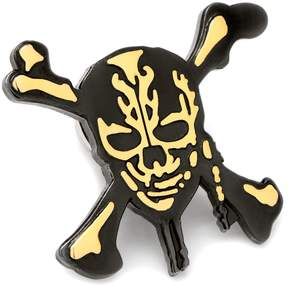 Disney Pirates of the Caribbean Skull and Crossbones Lapel Pin