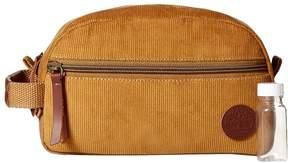 Timberland Corduroy Travel Kit Wallet