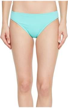 LaBlanca La Blanca Island Goddess Solid Hipster Bottom Women's Swimwear