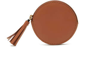Cuyana Leather Coin Pouch