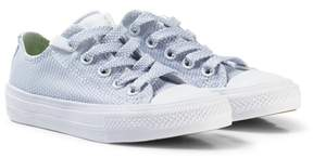 Converse White Chuck Taylor All Star II Junior Trainers