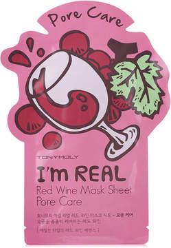 Tony Moly Tonymoly I'm Real Sheet Mask - Red Wine (Pore Care)