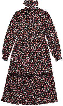 Ermanno Scervino Floral Printed Maxi Dress
