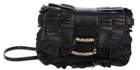 Roger Vivier Viv Micro Frilly Crossbody Bag
