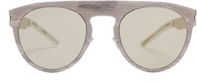 Mykita MM Transfer aviator-frame sunglasses