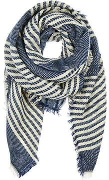 Barneys New York WOMEN'S STRIPED SHAWL