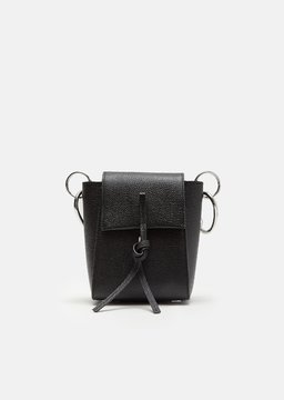 3.1 Phillip Lim Leigh Small Chain Crossbody Bag Black Size: One Size