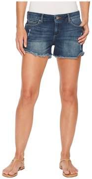 DL1961 Karlie Boyfriend Shorts in Bluegrass Women's Shorts