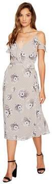 Bishop + Young Bella Wrap Dress Women's Dress