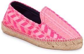 Manebi Women's Woven Espadrille Flatform Sandals