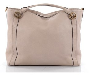 Gucci Pre-owned: Miss Gg Convertible Tote Leather Medium. - NEUTRAL - STYLE