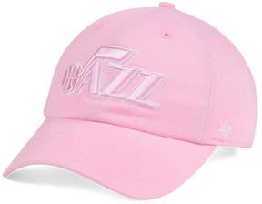 '47 Women's Utah Jazz Petal Pink Clean Up Cap