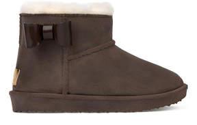 MonnaLisa Fur-lined boots