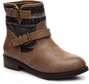 Restricted Women's Palm Tree Bootie