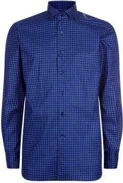 Stefano Ricci Classic Plaid Shirt