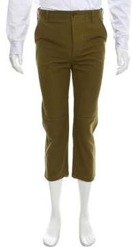 Balenciaga 2017 Adjustable Hem Pants