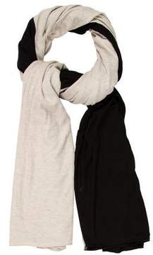 Donni Charm Bi-Color Knit Scarf w/ Tags