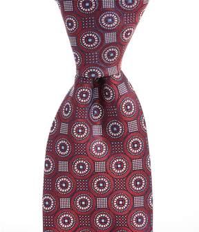 Daniel Cremieux Big & Tall Tire Shop Traditional Silk Tie