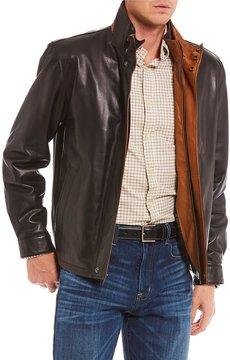 Daniel Cremieux Brussells Lambskin Leather Jacket
