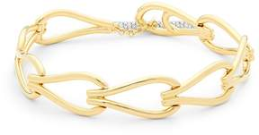 Adriana Orsini Women's Cubic Zirconia Link Bracelet