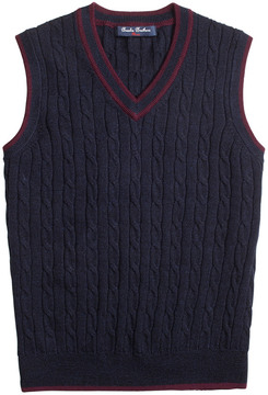 Brooks Brothers Boys' Vest
