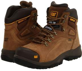 Caterpillar Diagnostic Hi WP Steel Toe Men's Work Boots