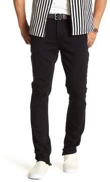 Hudson Vaughn Ankle Zip Skinny Jeans